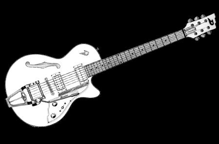 Gallows Society spielen Garagen Punkock mit lauten Gitarren-Riffs.