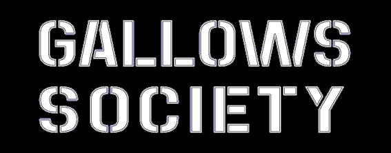 Gallows Society Punkrock logo.