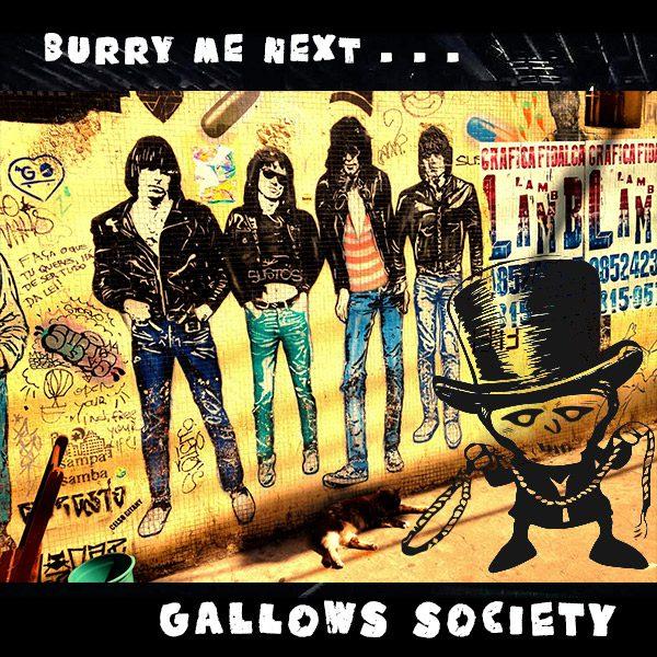 Burry me next to The Ramones.